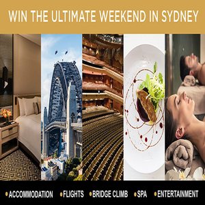Win the Ultimate Sydney Weekend