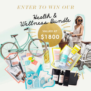 Win an $1,800 Esther Health and Wellness package