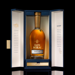 Win one of Glen Moray's 120th birthday limited edition whisky release called Mastery