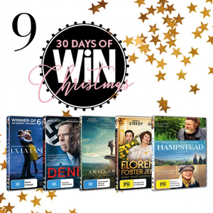 Win A DVD Prize Pack