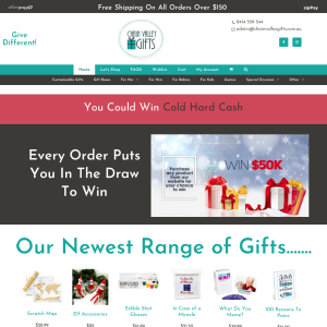 $50,000 Christmas Cash Giveaway