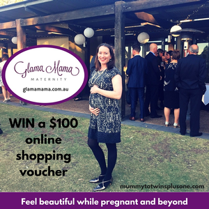 Win a $100 Voucher for Glama Mama Maternity
