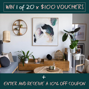 Win 1 of 20 $100 Vouchers
