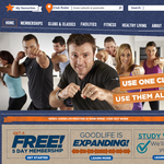 Free 10 Day Gym Pass to any Goodlife Health Club