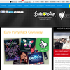 Win 1 of 10 Eurovision party packs!