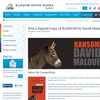 Win 1 of 10 signed copies of RANSOM by David Malouf!