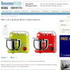 Win 1 of 2 Bodum Bistro stand mixers!