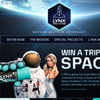Win 1 of 2 trips to space!