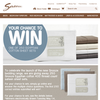 Win 1 of 250 Egyptian cotton sheet sets!