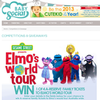 Win 1 of 4 Elmo World Tour Family Passes