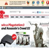 Win 1 of 5 Playstation 3 consoles & copy of Assassin's Creed 3