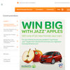 Win 1 of 6 new Honda Jazz cars!