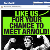 Win 2 passes to meet Arnold Schwarzenegger in Sydney!