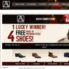 Win 4 Free Pairs of Premium Style Shoes