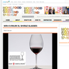 Win 4 Vinum XL Shiraz glasses!