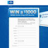 Win a $1,000 NRMA online shop gift voucher!