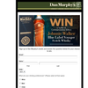 Win a bottle of 'commemorative edition' Johnny Walker Blue Label Voyager Scotch Whisky!