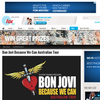 Win a double pass to see Bon Jovi live!