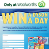 Win a Dyson a day!