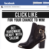 Win a pair of gorgeous Diavolina 'Salem' heels!
