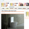 Win a Parisi Ellisse Toilet Suite!