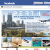 Win a Perth holiday for 2!