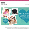 Win a prize from Betts' 'Things We Love' selection!