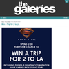 Win a trip for 2 to LA!