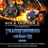 Win a trip for 2 to Universal Studios Hollywood