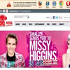 Win a trip for two to see Missy Higgins perform in the US