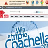 Win a trip to Coachella 2013 in California!