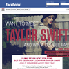 Win the chance to meet Taylor Swift!