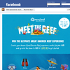 Win the ultimate Great Barrier Reef experience!