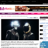 Win tickets, flights & accommodation to Daft Punk's official album launch party!
