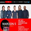 Win tickets to see Maroon 5 live in Sydney + travel + $500 cash