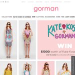 Win $1,000 worth of 'Kate Kosek' products!