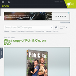 Win 1 of 10 copies of 'Poh & Co.' on DVD!
