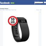 Win 1 of 10 Fitbit Charge Activity Trackers!