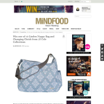 Win 1 of 10 Linden Nappy Bag & Changing Clutch from JJ Cole Collections!