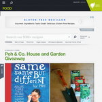 Win 1 of 10 Poh & Co. House & Garden prize packs!