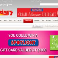 Win 1 of 10 $1,000 'Spotlight' gift vouchers!