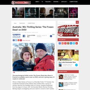 Win 1 of 10 'The Frozen Dead' on DVD