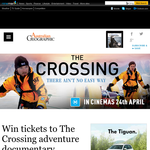 Win 1 of 10 tickets to see 'The Crossing'!
