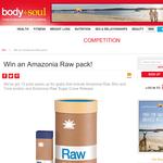 Win 1 of 13 Amazonia Raw packs!