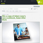 Win 1 of 15 copies of Adam Liaw's cook book, 'Asian After Work'!