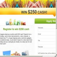 Win 1 of 2 $250 Cash Prizes