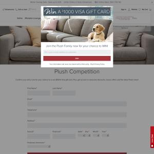 Win 1 of 2 $500 VISA Gift Card