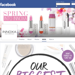 Win 1 of 2 Innoxa beauty wardrobes valued at over $500!