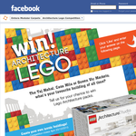 Win 1 of 2 LEGO 'Architecture' sets!