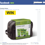 Win 1 of 2 'Perfect Shave' gift sets!